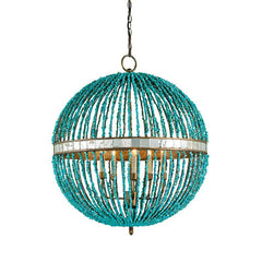 Currey and Co - Alberto Orb Chandelier