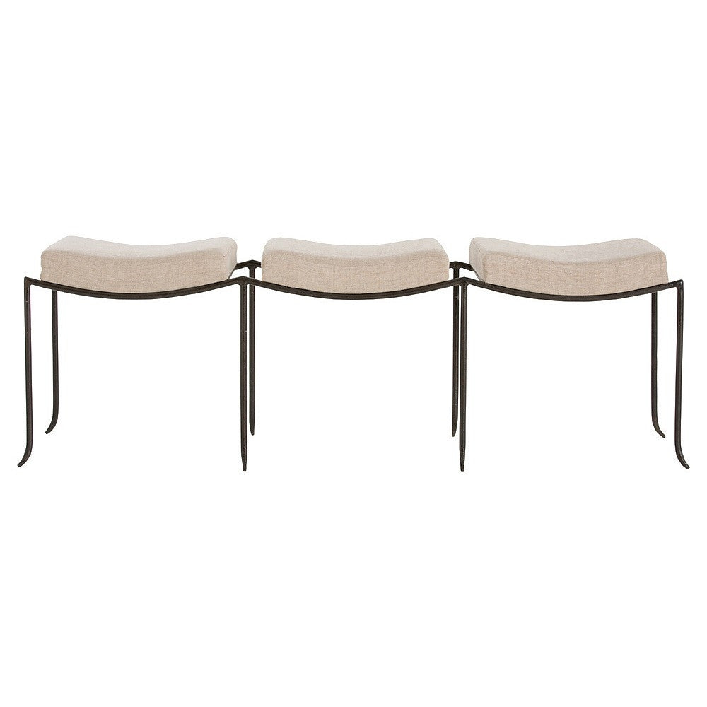 Arteriors - Mosquito Large Bench