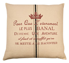 DV Kap Home - Aventure Toss Pillow