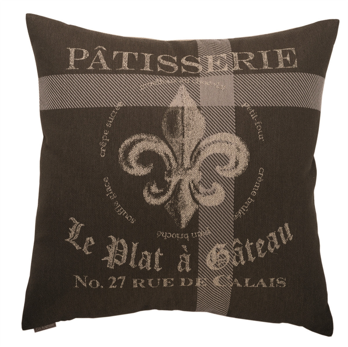 DV Kap Home - Patisserie Toss Pillow