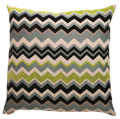 DV Kap Home - Chevron Toss Pillow