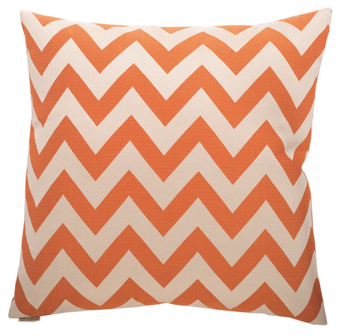 DV Kap Home - Chevron Chic Toss Pillow