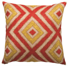 DV Kap Home - Registan Diamond Toss Pillow