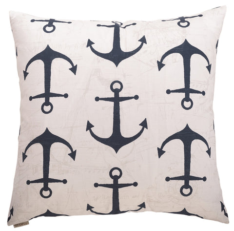 DV Kap Home - Anchors Toss Pillow
