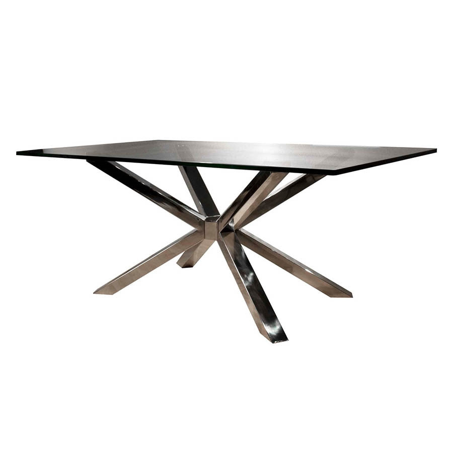 Star International - Mantis Rectangle Dining Table Base