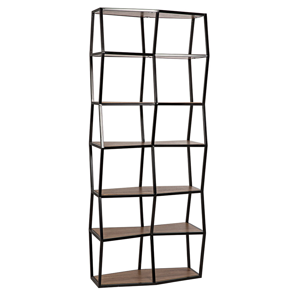 Noir - Berlin Bookcase