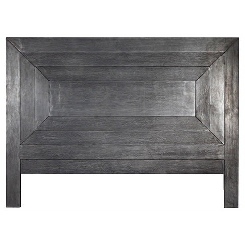 Noir - Marcel Headboard, Eastern King