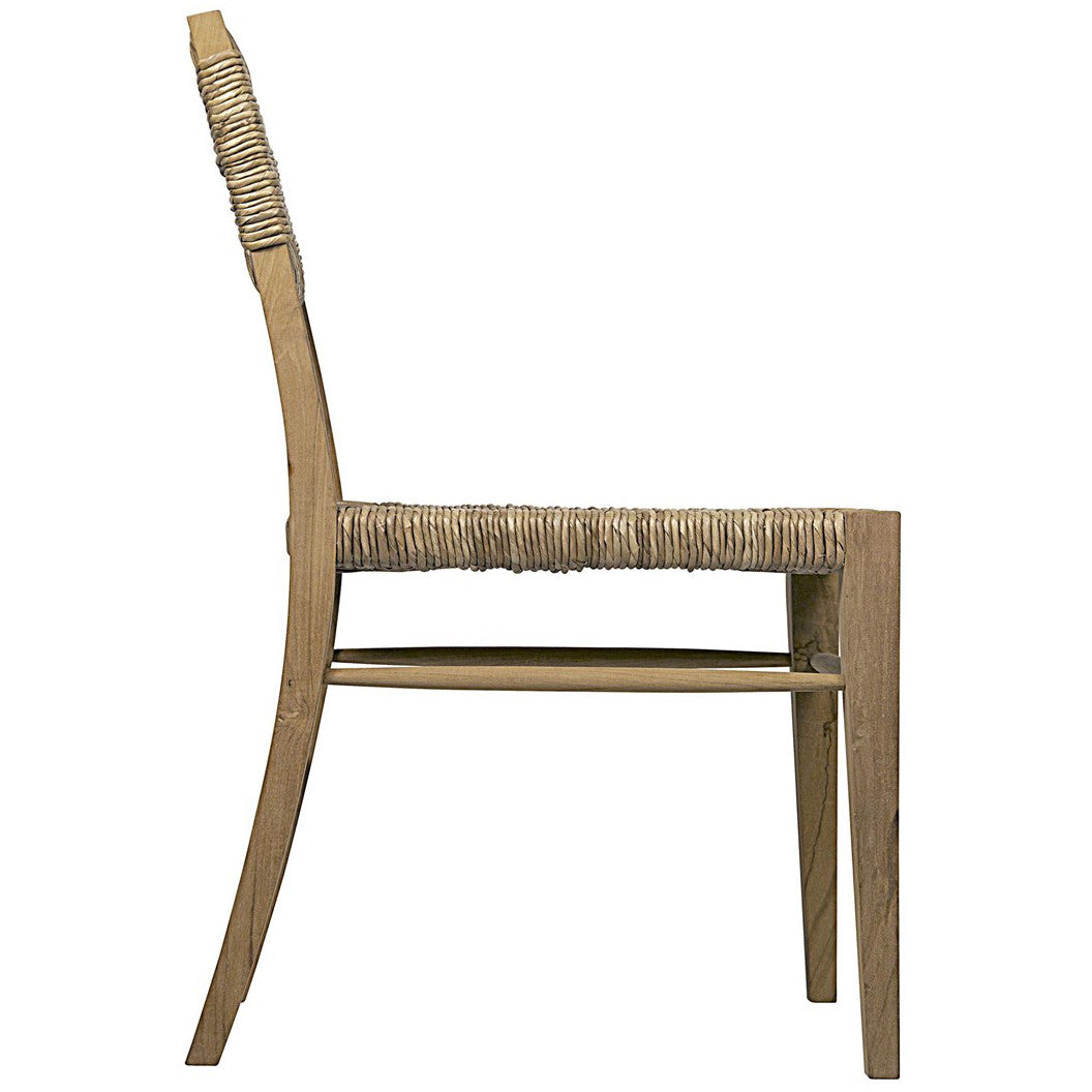 Noir - Faley Chair, Teak
