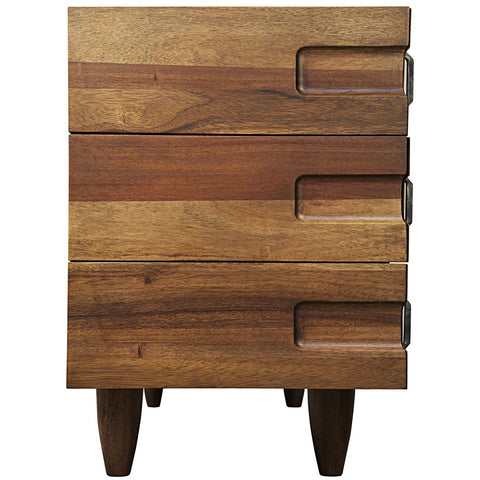 Noir - David Sideboard, Dark Walnut