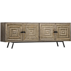 Noir - Warus Sideboard, Old Wood