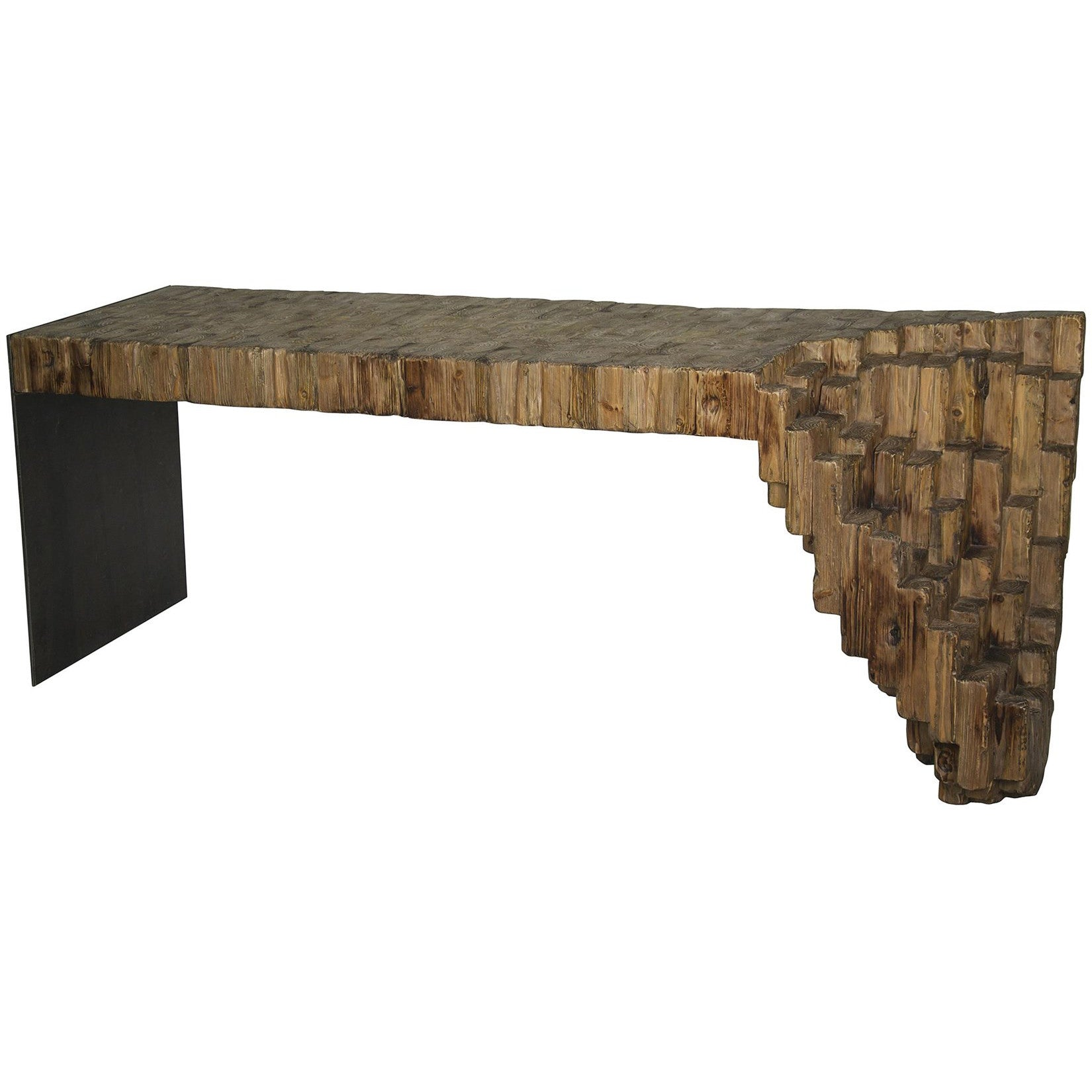 Noir - Berninni Console, Old Wood