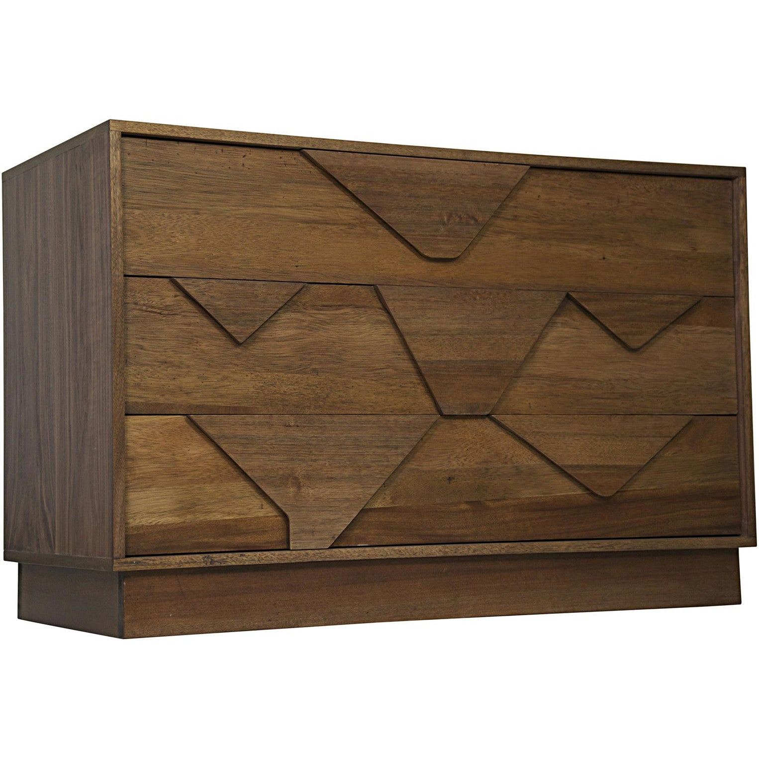 Noir - Cascata Chest, Dark Walnut