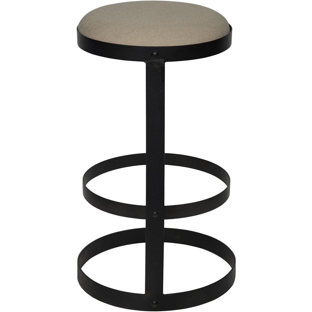 Noir - Dior Stool, Large