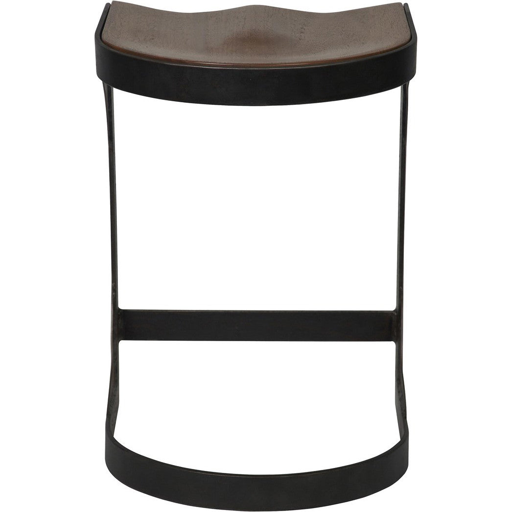 Noir - Baxter Counter Stool, Small