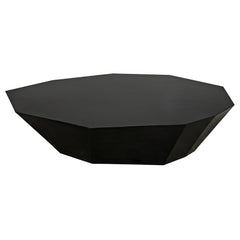 Noir - Trillion Coffee Table, Metal