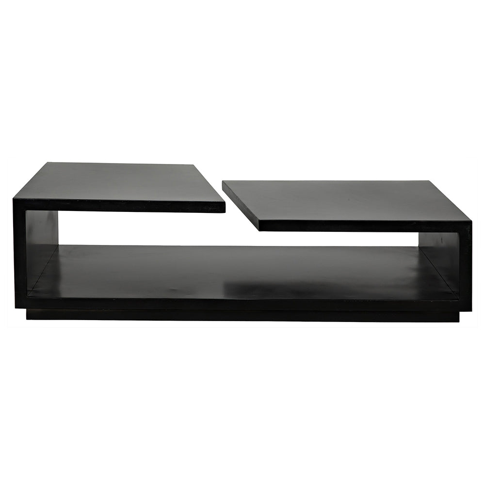 Noir - Shift Coffee Table, Metal
