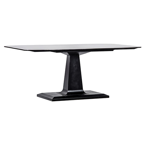 Noir - Amboss Dining Table, Metal