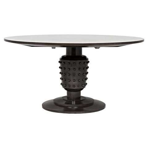 Noir - Yoshiko Dining Table, Pale