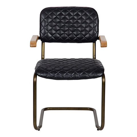 Noir - 0045 Arm Chair