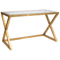Worlds Away - Mark Desk - Gold Leaf