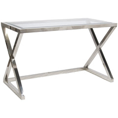 Worlds Away - Mark Desk - Nickel Plated