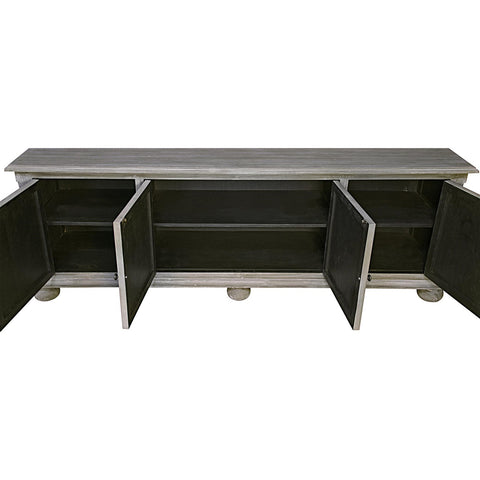 Noir - Theodore Sideboard, Weathered