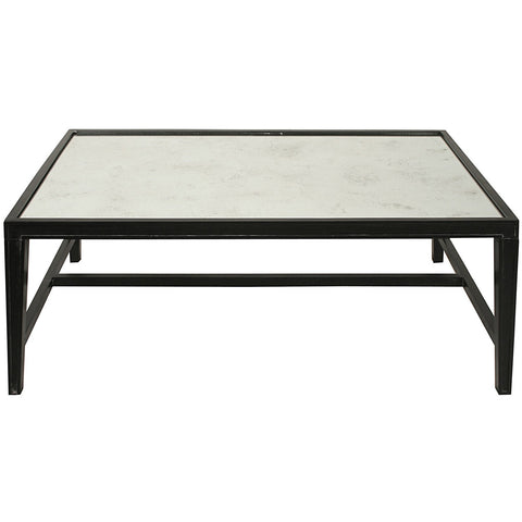 Noir - Imperial Coffee Table, Hand Rubbed Black