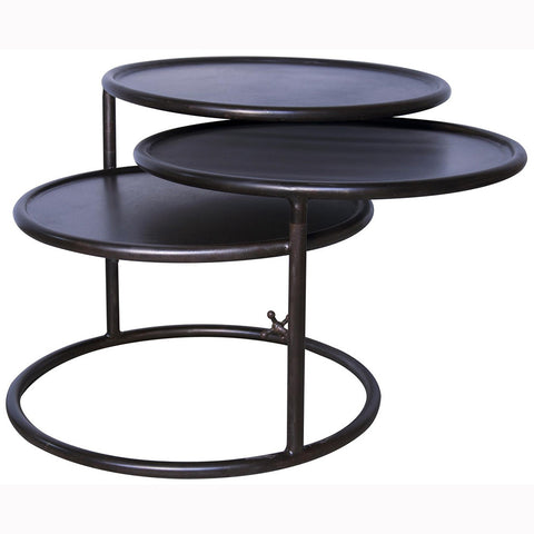 Noir - Baster Table, Metal