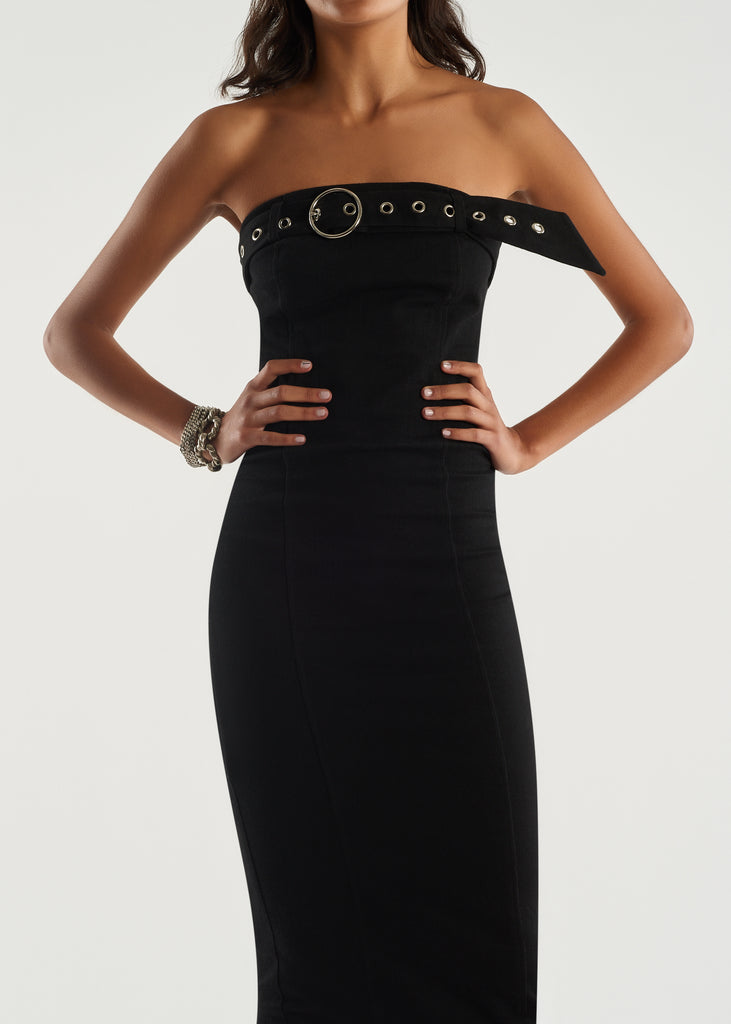Cayce Dress - Black