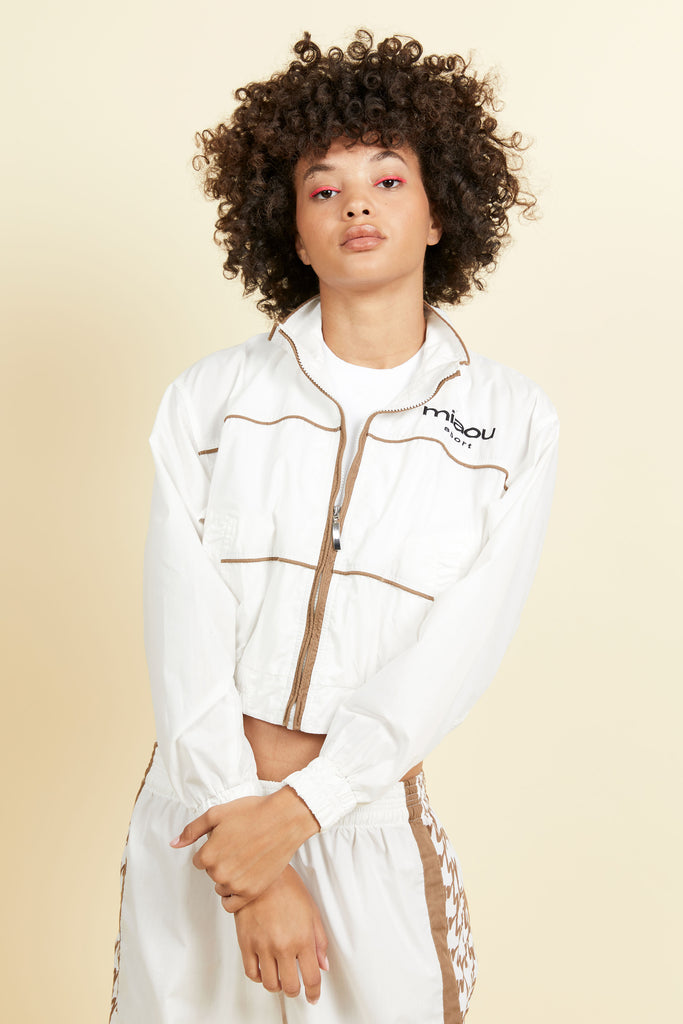 Rex Jacket - White
