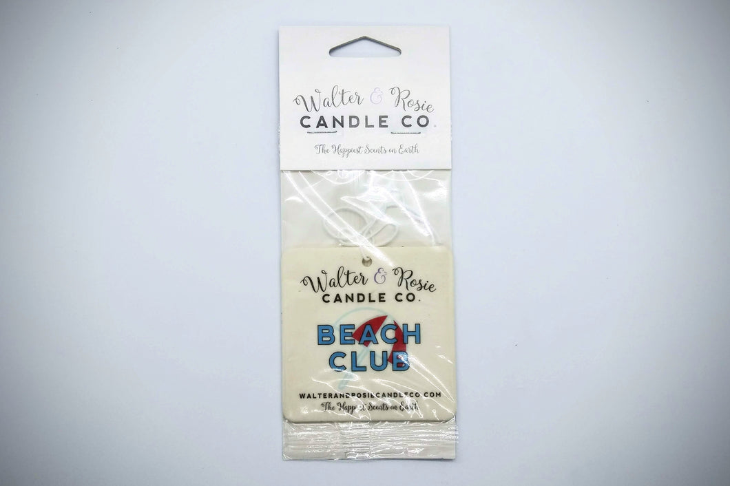 Beach Club Air Freshener