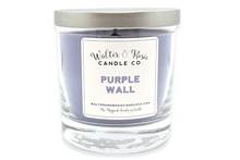 Load image into Gallery viewer, Purple Wall Candle