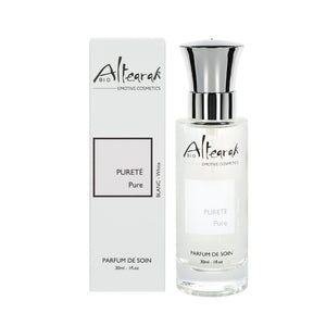 White Organic Perfume: Purity
