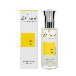 Yellow Organic Perfume: Joy