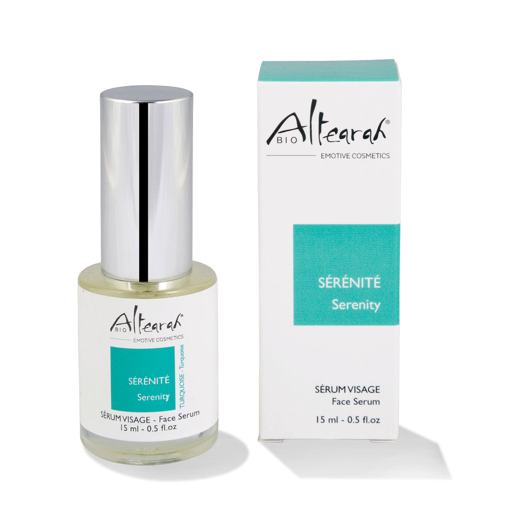 Altearah Face Serum Turquoise
