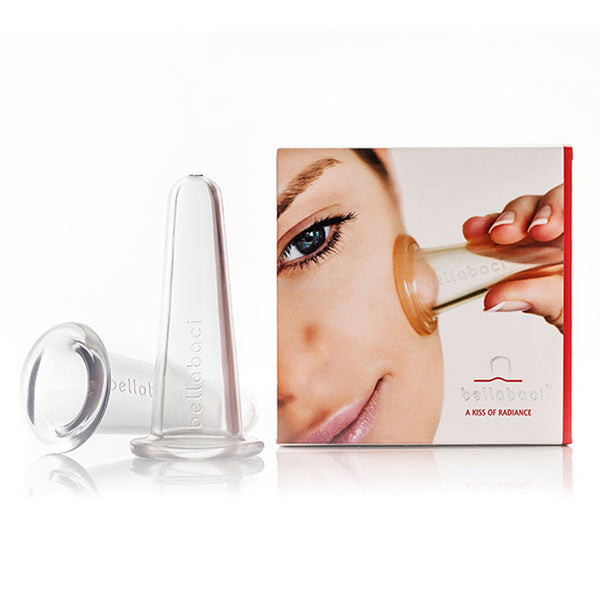 Bellabaci Facial Cups to Get Rid of Wrinkles, Bags Under the Eyes...