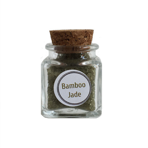 Gourmet Bamboo Jade Sea Salt (Coarse)