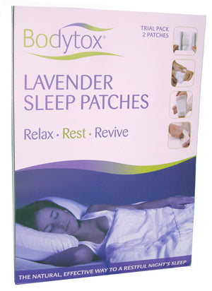 Bodytox Lavender Sleep Patches