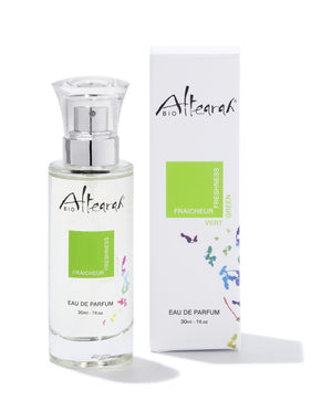 Green Wellness Perfume: Freshness