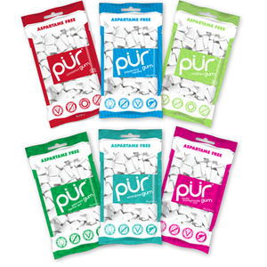 Aspartame-Free Gum 57-pc Bag