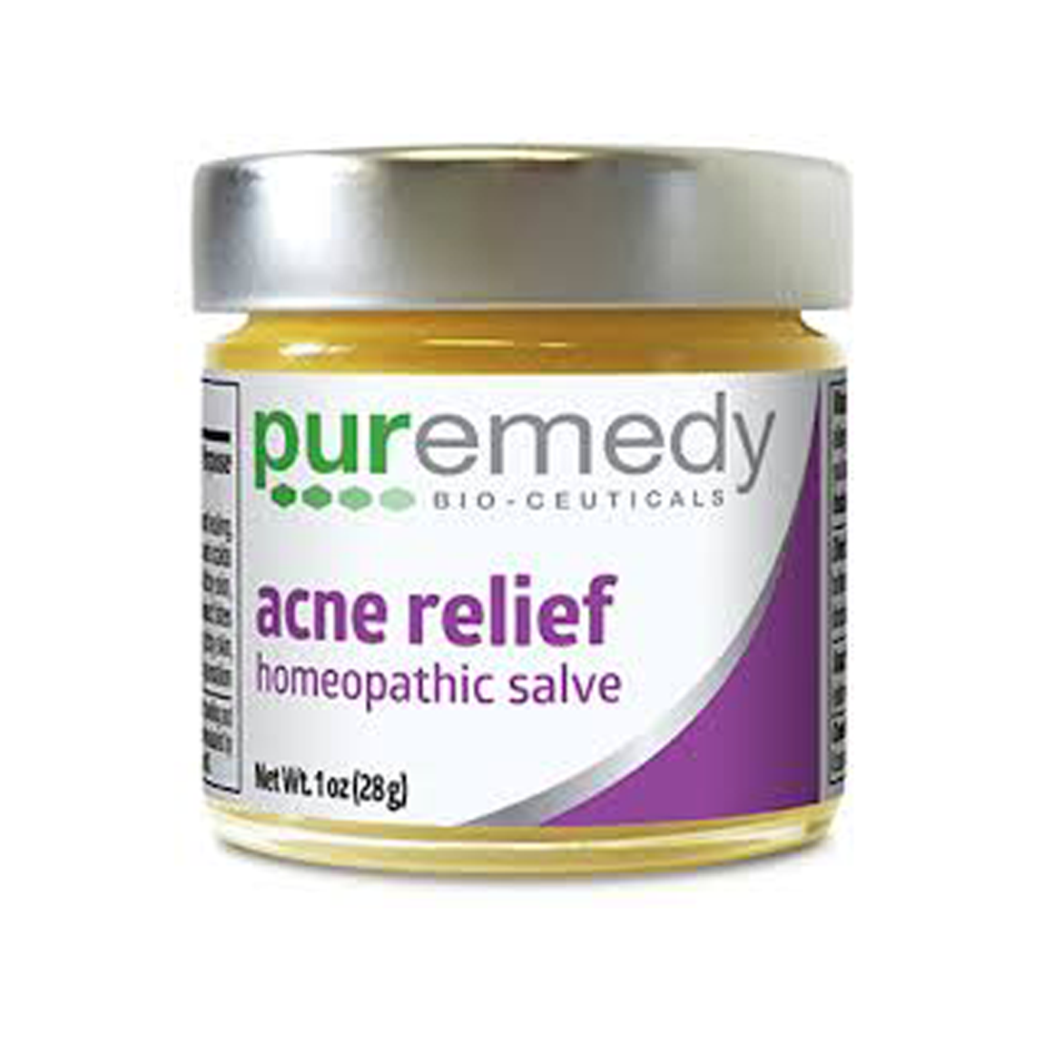 Puremedy Acne Relief, natural acne cream