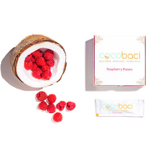 Oil Pulling 15 Day Smile Therapy Pack - Raspberry Kisses