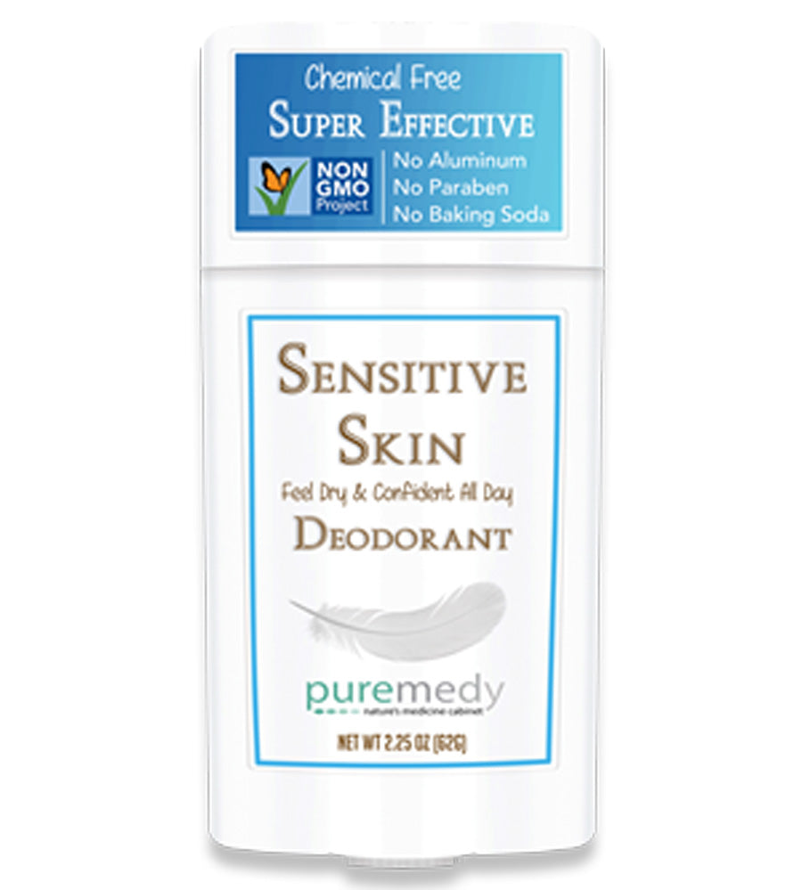 Natural Aluminum-Free Sensitive Skin Deodorant