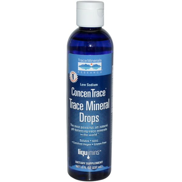 ConcenTrace Trace Minerals Drops
