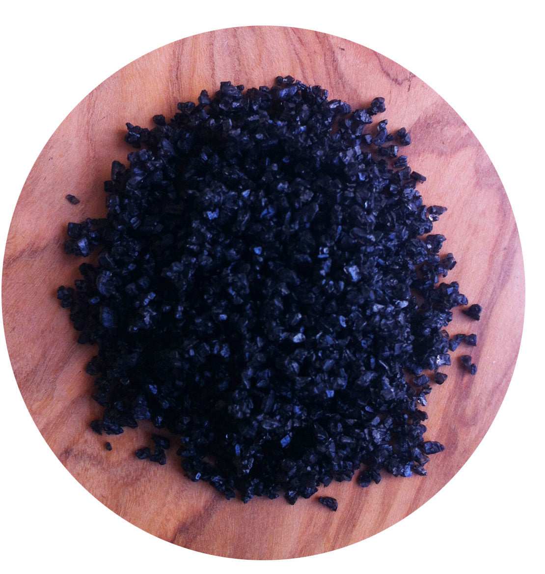Gourmet Black Lava Sea Salt Refill (Coarse)
