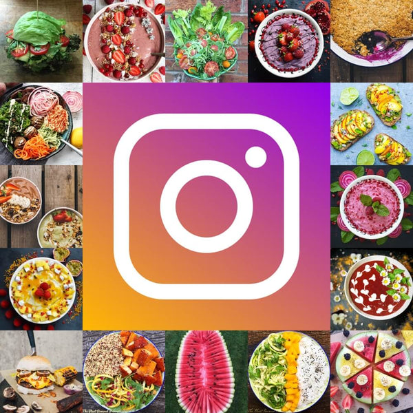 Vegan instagram pages