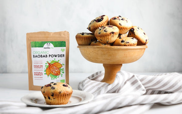 vegan blueberry muffins recipe