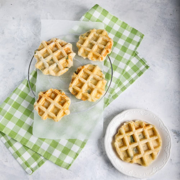 Baobab Potato Waffles