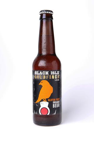 GOLDFINCH Beer Black Isle Brewery PandaVita