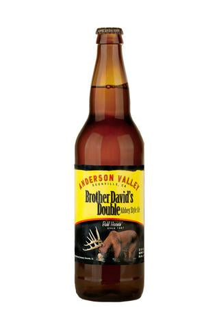 Brother David's Double Abbey-Style Ale PandaVita
